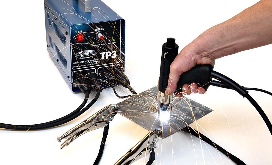 Сварочная машина для штырьков и шпилек TP 3