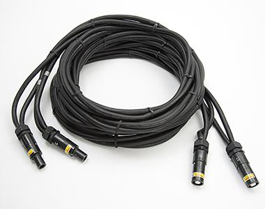 Силовой кабель, с воздушным охлаждением
