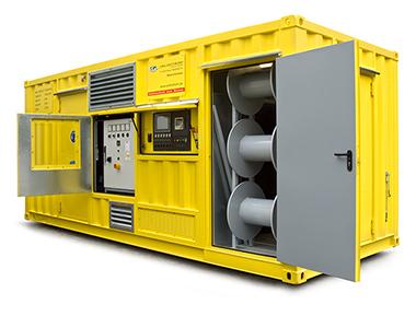 Специальные установки для термообработки