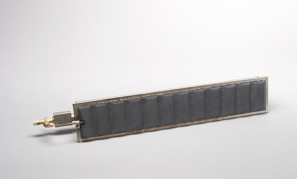 Инфракрасный газоструйный аппарат