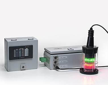 Светофорное устройство контроля сварки