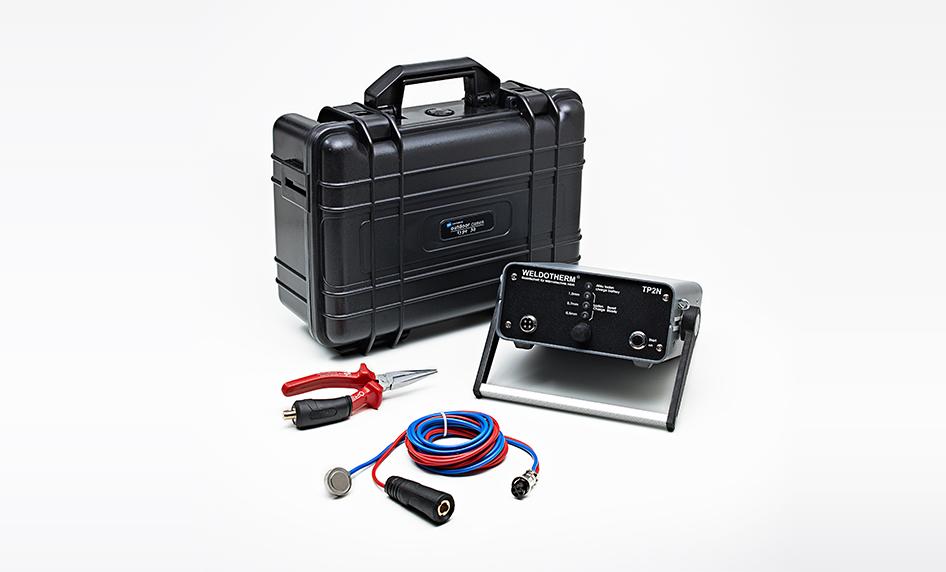 Аппарат TP 2 N для крепления термопар